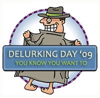 Delurking Day