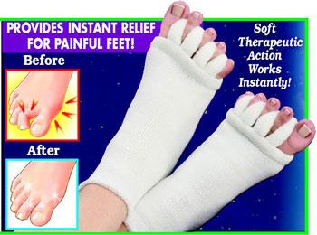 cozy toes